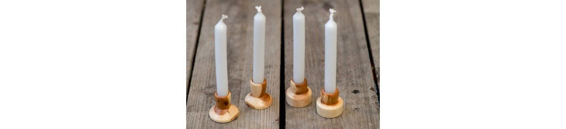 Votive candle sticks