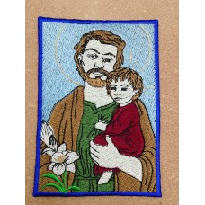 St Joseph Patch