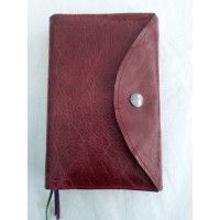 Real Leather Envelope Missal Cover