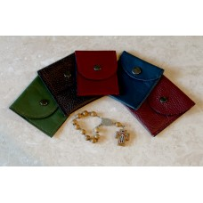 Snap Rosary Pouch