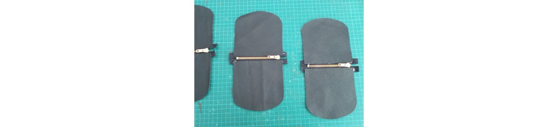 Making of Zipped Rosary Cases